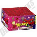 Wholesale Fireworks 36 Shot Happy Case 24/1