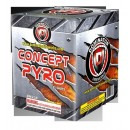 Wholesale Fireworks Concept Pyro Case 8/1