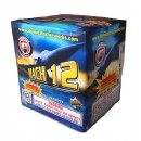 Wholesale Fireworks Mach 12 Case 18/1