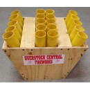 "20 Shot Fan Rack With 1.75"" Fiberglass Mortar Tubes"