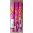 "Confetti Cannon Quick Shot Party Popper 16"" X 2"" Pack of 3"