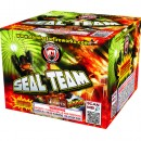 Wholesale Fireworks Seal Team 6 Shot Parachute Cake 4/1 Case