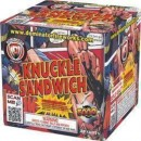 Wholesale Fireworks Knuckle Sandwich 4/1 Case