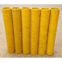 "1.75"" Fiberglass Mortar Tubes 50ct Case"