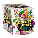 Confetti Streamer Cake 30 Shots (Daytime Use)