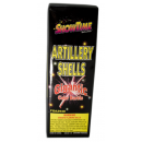 Premium Black Box Artillery Shells 6pk (BUY 5 GET 1 FREE !)