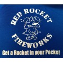 T-Shirt (Red Rocket Fireworks)