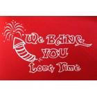 T-Shirt (We Bang You Long Time)