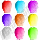 Wholesale Fireworks Sky Lanterns Assorted Colors Case 50/1 W/FREE SHIPPING !!