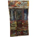 Wholesale Fireworks Air Raid 11pc Assortment Case 4/1