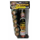 Dominator Whistling Artillery Shells 6ct Value Bag