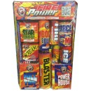 Wholesale Fireworks Fire Power 15pc Assortment Case 6/1