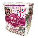Wholesale Fireworks It's a Girl! (All Pink Gender Reveal Fireworks) Case 12/1