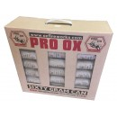 Pro Ox 60 Gram 18pc Canister Artillery Shell Kit