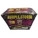 Wholesale Fireworks Purple Storm 25s Fan Case 4/1