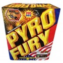 Wholesale Fireworks Pyro Fury Case 2/1