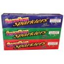 Showtime #8 Assorted Color Sparklers 72ct
