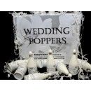 Wedding Confetti Poppers 72ct Box