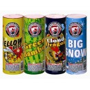 "Wholesale Fireworks 8"" Large Fountain 4pk Assortment Case 9/4"