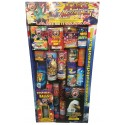 Wholesale Fireworks Americas Assortment Case 2/1