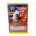 Wholesale Fireworks Dominator Firecrackers Full Brick 12/80/16 Case