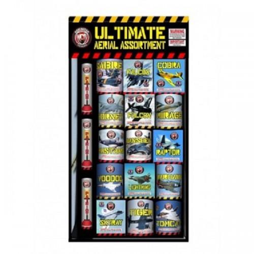 Ultimate Aerial 18pc Assortment Multimate Assortiment