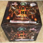 """Wholesale Fireworks Stairway To Hell 9-Shot 3"""" NOAB Case 2/1"""