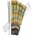 #20 Gold Electric Sparklers 24ct Bundle