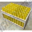 "50 Shot Vertical Rack 1.75"" Fiberglass Mortar Tubes"