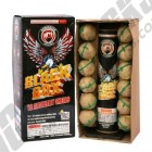 Wholesale Fireworks Black Box Artillery Shells Case 12/12