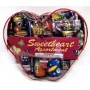 Wholesale Fireworks The Sweetheart Backpack Fireworks Assortment Case 12/1