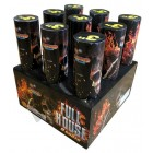 "Wholesale Fireworks Full House 3"" 9 Shot Case 2/1"