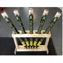 1050 Shot Roman Candle Rack (5 Candles Included)
