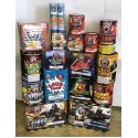 Dominator Box O Fireworks Assortment