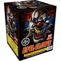 Wholesale Fireworks Evil Clown Case 24/1