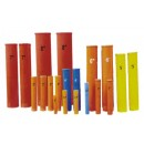 "Ugly Tubes 1.75"" Fiberglass Baseless Mortars Misc Colors 48ct Case"