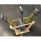 3 Point Roman Candle Angle Rack