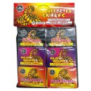 Wholesale Fireworks Assorted Color Snakes Poly Bag Case 144/6/6