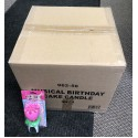 BLOWOUT-LAST CASE SPECIAL! Musical Birthday Candles Case 50/1