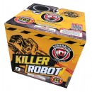 Wholesale Fireworks Killer Robot Case 6/1