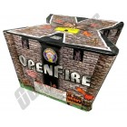 Wholesale Fireworks Openfire Case 4/1