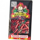 Wholesale Fireworks Black Label Salute Firecrackers 100ct Case 100/100
