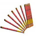 8 Ball China Roman Candles 6pk