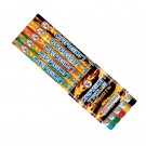 Dragon Tails 5 Ball Roman Candle 5pk
