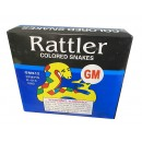 Classic Rattler Colored Snakes Display Box 48/6