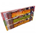 #10 Bamboo Color Sparklers 36/Pk