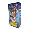 Wholesale Fireworks Crackling Artillery Canister Shell Kit Case 12/6