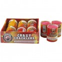Wholesale Fireworks Crazy Cracklers 36/6 Case