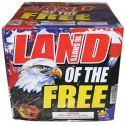 Wholesale Fireworks Land Of The Free Case 6/1