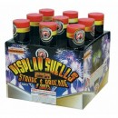 "Wholesale Fireworks Dominator 3"" Strobe & Brocade Super Finale Case 4/1"